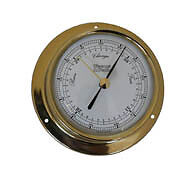 Weems and Plath Trident Barometer