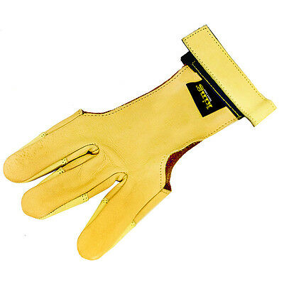 PSE King Leather Shooting Glove Deerskin