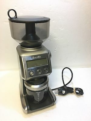 Breville Smart Coffee Grinder Model BCG800XL Machine Home Commercial Stainless