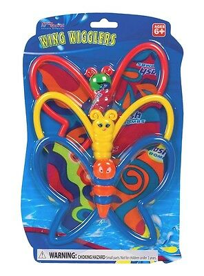 Dive Toys Wing Wrigglers Fun Diving Game, Pool Dive Toy