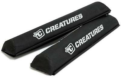 "Aero Pad Square 17"" Car Roof Rack Pads Surfboard From Creatures Of Leisure"