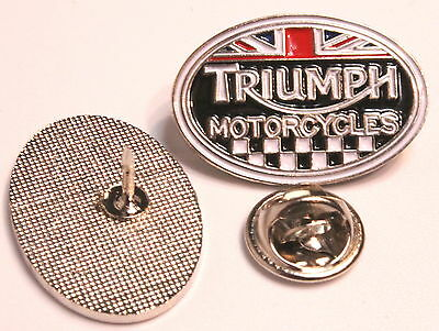 Triumph  Motorcycles Pin (Pw080)