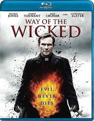 Way of the Wicked (Blu-ray Disc, 2014, Widescreen) Christian Slater, Jake Croker