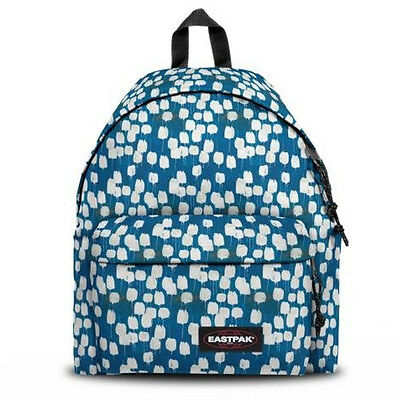 Zaino EASTPAK  24 L fantasia padded FLOW BLUE impermeabilizzato