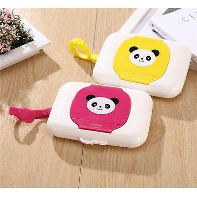 Portable Travel Baby Diaper Wet Wipes Travel Box/Case/Holder For Pram Hanging LH