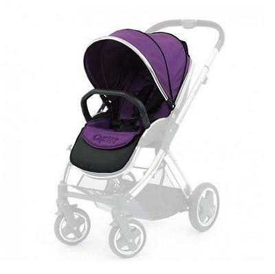 Oyster 2 / Oyster Max 2 Pushchair Buggy Main Seat Unit Colour Pack GRAPE