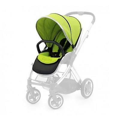 Oyster 2 / Oyster Max 2 Pushchair Buggy Main Seat Unit Colour Pack LIME GREEN