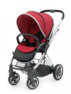 Oyster 2 / Oyster Max 2 Pushchair Buggy Main Seat Unit Colour Pack TOMATO RED