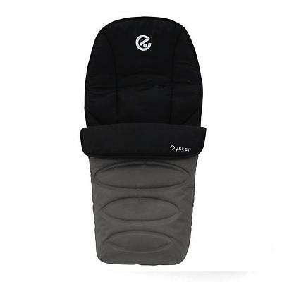 Babystyle Footmuff for Oyster 2, Max, Switch, Imp & Zero Pushchairs SLATE GREY