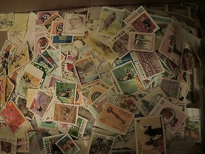 Mint & Used stamps-1 Packet =30 pcs(Taiwan dif)=US0.99+0.49 ship