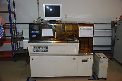 Disco DFD 651 Fully Automatic Dicing Saw Silicon IC Chip Packaging Lot of 2 unit