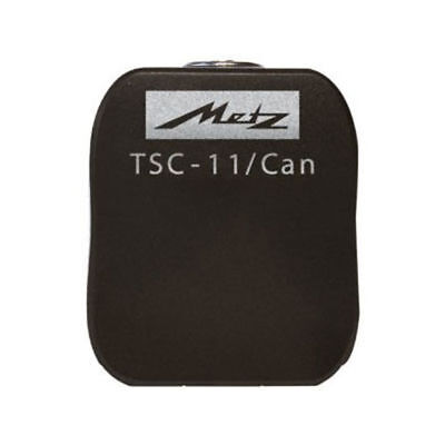Metz TSC-11 TTL Hot Shoe Sync Flash Adapter for Canon Camera Flashgun