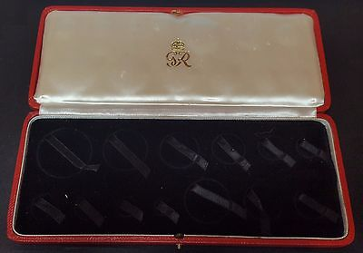 EMPTY Rare Coinage of the George V With Maundy Set Presentation Box (B2)