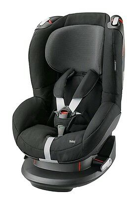 Maxi-Cosi Tobi Group 1 Car Seat - Black and grey
