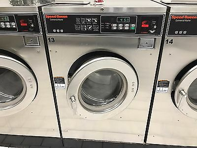 Speed Queen 30# Coin Washer