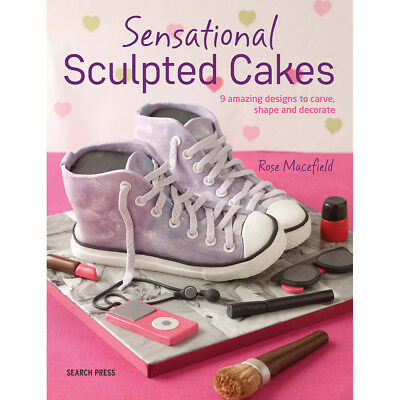 Search Press SP-11976  Books-Sensational Sculpted Cakes