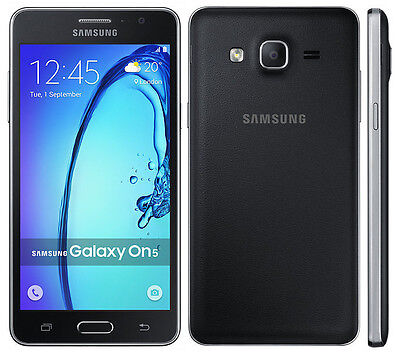 Samsung Galaxy On5 G550T 8GB T-Mobile GSM Unlocked Smartphone