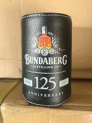 Bundaberg Rum 125 Stubby/Can Cooler X 2