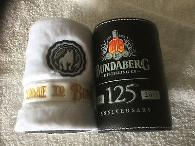 Bundaberg Rum Can /Stubby Cooler X 2