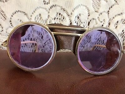 didymium glasses Goggles Vintage ace Glass Blowing Lampworking Safety Custom