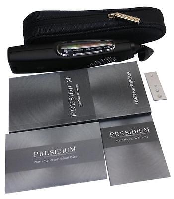 Presidium Multi Tester III  Includes Adapter User Handbook, Loose Stone Holder