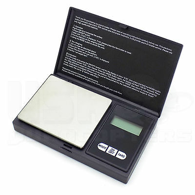 Digital Pocket Gram Scale 1000g/0.1g Accurate for Mixing, Medium Parts, Counting