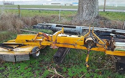 woods ditch bank side mower