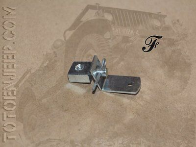 FIXATION TRINGLE THROTTLE ACCELERATEUR CARBURATEUR jeep FORD GPW willys mb m201