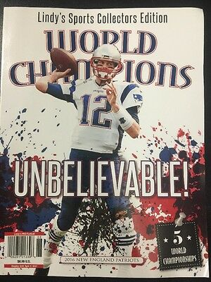 Lindy's Sports World Champions Unbelievable  (5 World Championships)