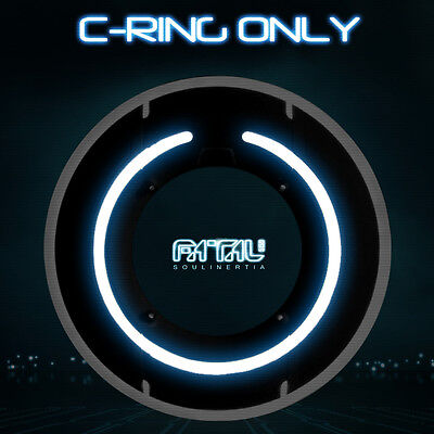 Extra C-Ring for Tron Identity Disc Upgrade Kit, Disk Flynn Beck Legacy Uprising