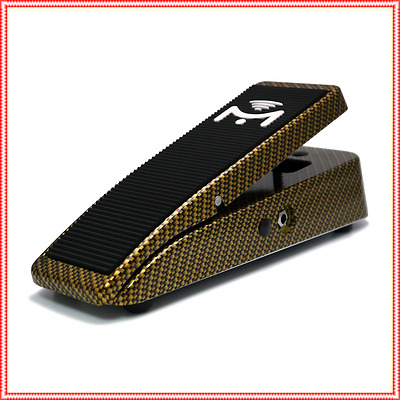 Mission Engineering EP-25-PRO Dual Channel Aluminum Expression Pedal - Gold Car