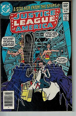 Justice League Of America - 202 - DC - May 1982