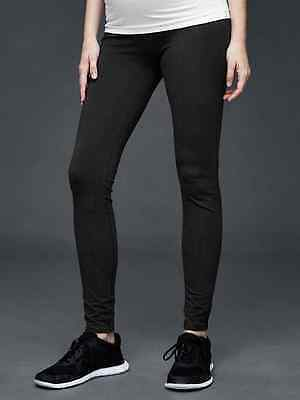Gap GapFit gFast Full Panel Leggings in True Black ~ NWT ~ Size Small S