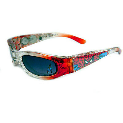 Ultimate Spider-Man LIGHT UP Sunglasses Marvel Comics Brand New