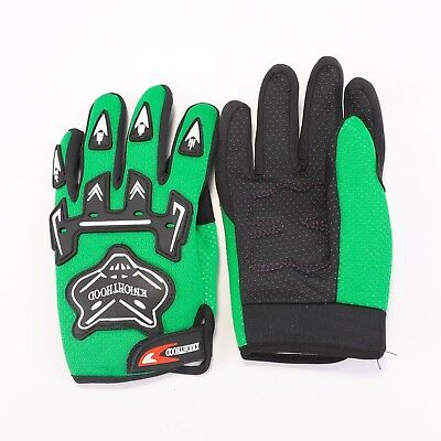 Kids Motocross motorcycle Racing sports full finger Gloves Riding MX dirt bike