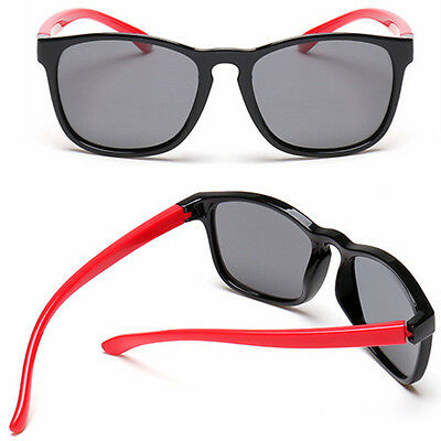Fashion Anti-ultraviolet Children Sunglasses Silicone Protect Eyes for Kids