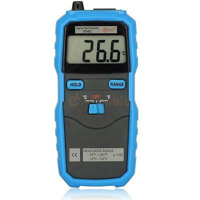 BSIDE BTM01 K Thermalcouple Probe Temperature Thermometer Meter Digital Tester