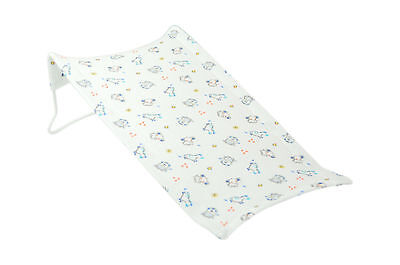 Baby Newborn Infant Safety Water Tub Bath Support Pad Seat Mat White 3
