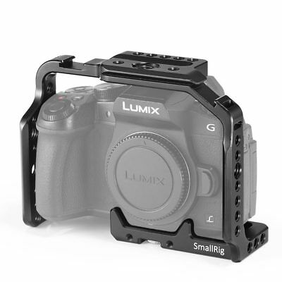 SmallRig Panasonic G85/G80 Cage DSLR Camera Cage for Panasonic Lumix DMC-G85/G80