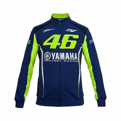 Yamaha Official 2017 Valentino Rossi Fleece M-L The Doctor Present VR46 M1