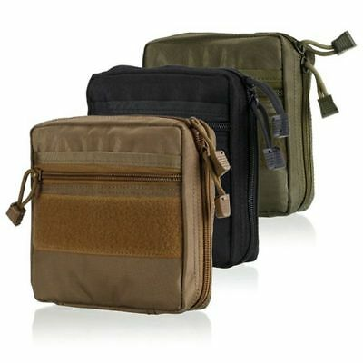 First Aid Kit Emergency Survival Medical Rescue Bag Pouch Case Outdoor Bags UK