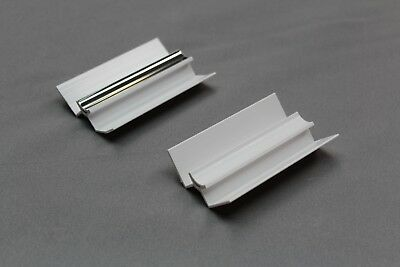 Internal Trims for Bathroom Panels & Cladding All Types All Colours 5mm 8mm 10mm