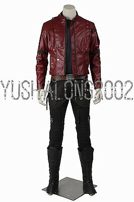 Guardians of the Galaxy Star-Lord Cosplay Kostüm Costume Peter Jason Quill