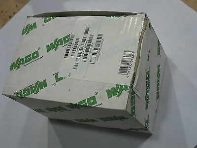 WAGO terminal block markers 209-501 new factory box 50 cards per box blank white