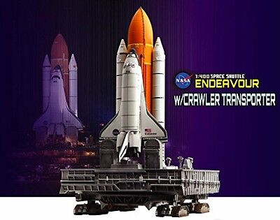 1:400 Dragon Wings Space 56393 Nasa Space Shuttle Endeavour Crawler Transporter