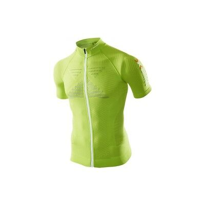 T-shirt X-bionic Effektor Biking Powershirt Green