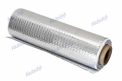 2 mm 4 sqm Roll Car Van Deadening Sound Proofing Damping Mat