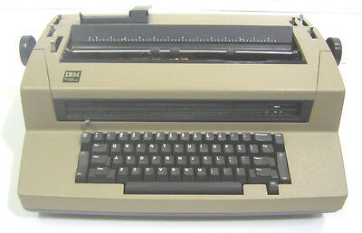 Vintage IBM Correcting Selectric 111 Electric Typewriter 1979 With Manual