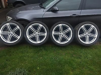 "Genuine Audi A8/s8 20"" Alloy Wheels"