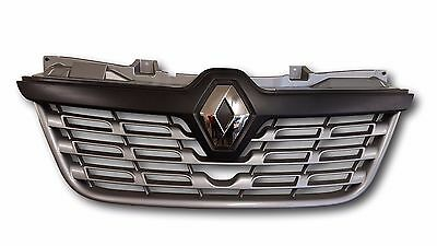 Renault Master III Front Grill with Badge 2015 - Onwards 623104199R 628904053R